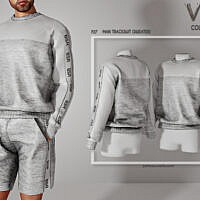 Man Tracksuit (sweater) P27 By Busra-tr