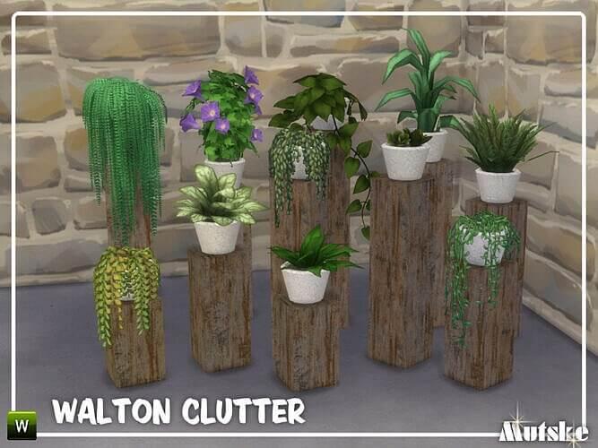 Walton Clutter Part 1 By Mutske