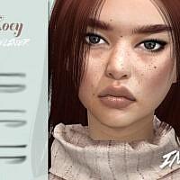 Xoey Eyeliner N.118 By Izziemcfire
