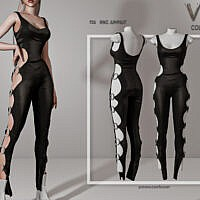 Ring Jumpsuit P26 By Busra-tr