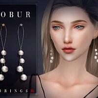 Earrings 38 By Bobur3