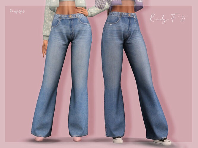 Jeans Bt402 By Laupipi