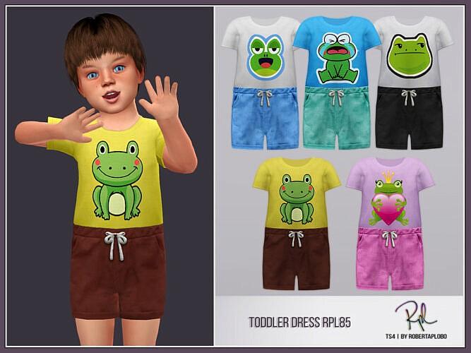 Toddler Boy Collection Rpl85 By Robertaplobo