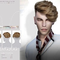 Wings-to0220 Hair For Males By Wingssims