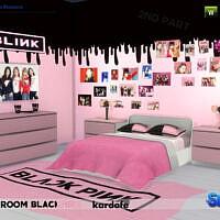 Bedroom Blackpink 2nd Part By Kardofe