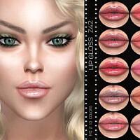 Lip Gloss Z42 By Zenx