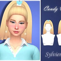 Candy V2 Hairstyle By Sylviemy
