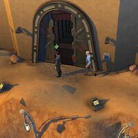 Cantina Door Fix (star Wars) By Endermbind