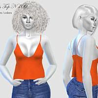 Ladies Top N109 By Pizazz