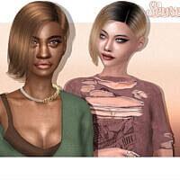 Senseless Hairstyle By Javasims