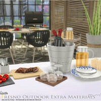 Fresno Outdoor Extra Materials By Onyxium