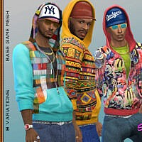 Bhm Hoodie Outfit By Simmiev