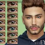 Eyes N33 By Magichand