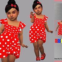 Toddler Dress Ivy By Lyllyan