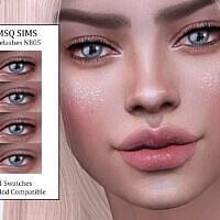 Eyelashes Nb05