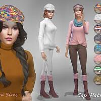 Cap Patricia 1 By Jaru Sims