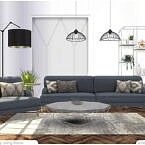 Downey Living Room By Artvitalex
