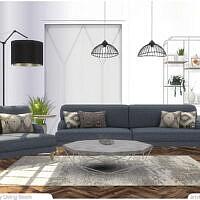 Downey Living Room By Artvitalex