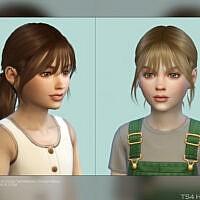Child Hair G14c By Daisysims