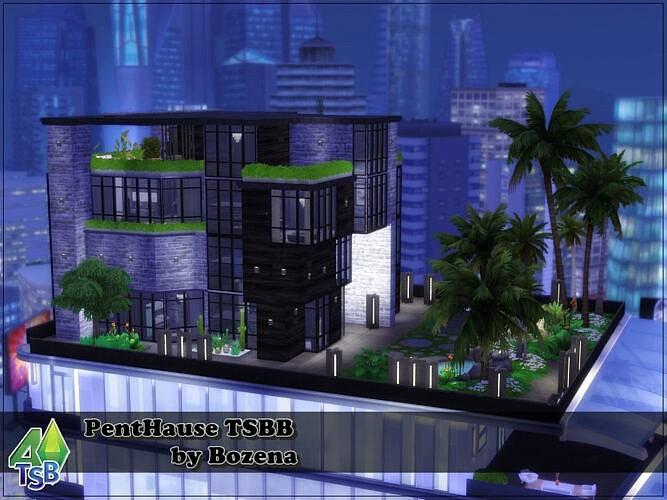 Penthouse Tsbb By Bozena