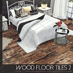 Wood Floor Tiles 2 By Rirann