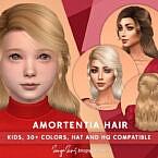 Amortentia Hair (kids) By Sonyasimscc