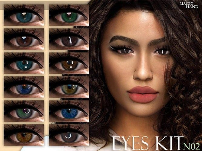Eyes Kit N02 By Magichand