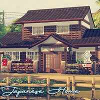 Serene Japanese Home