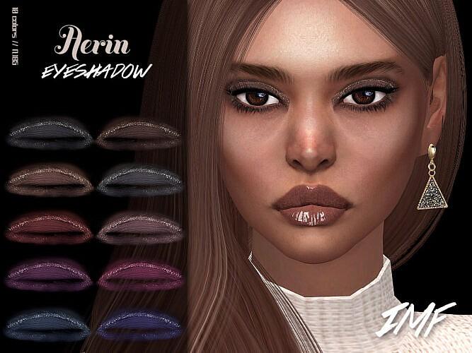 Aerin Sims 4 Eyeshadow N185
