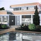 Akira Modern Sims 4 Home