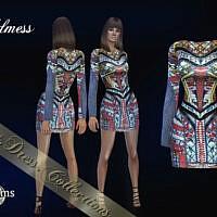 Aldmess Sims 4 Dress