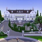 Amazing Sims 4 Millionaire Mansion