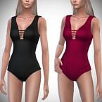 Amber Sims 4 Swimsuit