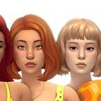 Amendoim Sims 4 Face Mask