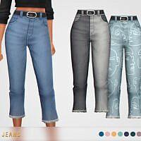 Annie Sims 4 Jeans
