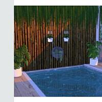 Bambu Sims 4 Walls