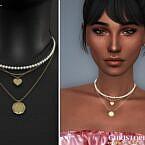 Bushel Sims 4 Necklace