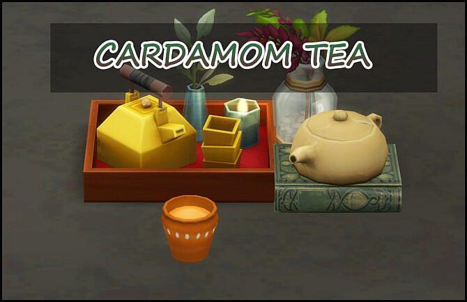 Cardamom Tea Sims 4