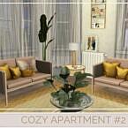 Cozy Sims 4 Apartment 2
