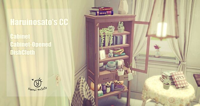 Cabinet 01 Sims 4