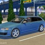 Car Sims 4 2008 Audi Rs6 Avant