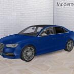 Car Sims 4 2016 Audi S3