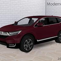Car Sims 4 2019 Honda Cr V