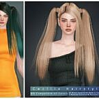 Cecilia Sims 4 Hair