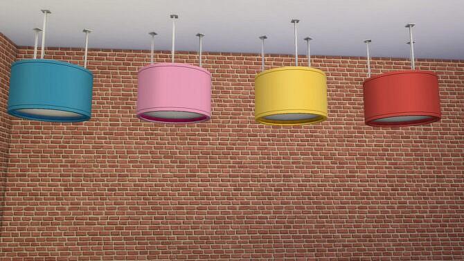 Ceiling Light Sims 4