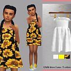 Child Dress Sims 4 Luna
