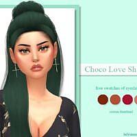 Choco Love Sims 4 Shadows