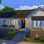 Colorful Sims 4 House