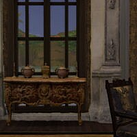 Commode Sims 4