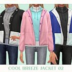 Cool Breeze Sims 4 Jacket 02